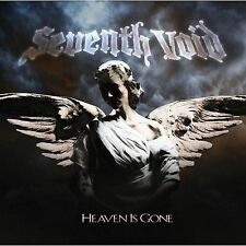Seventh Void - Heaven Is Gone (CD, Apr-2009, Big Vin Records) METAL