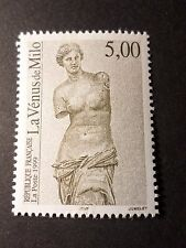 FRANCE 1999 timbre 3234, ART VENUS DE MILO, PAINTING SCULPTURE, neuf**, MNH