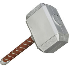 AVENGERS 2 Age of Ultron Thor Mjolnir Hammer NERF FOAM ROLEPLAY WEAPON NEW