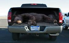 Giant Black Bear Truck Tailgate Wrap Vinyl Graphic Decal Sticker Wrap