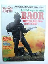 Strategy and Tactics 88, BAOR (Central front series) - Game and magazine