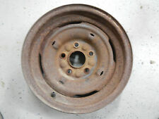 1965 1966 Buick Riviera LeSabre Wildcat Electra 225 Steel Wheel 15 x 6 inches
