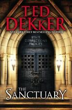 Sanctuary-Ted Dekker-2012 Thriller-HC/DJ-Combined shipping