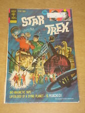 STAR TREK #18 FN (6.0) GOLD KEY COMICS FEBRUARY 1973