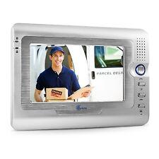 2 Familienhaus Video Türsprechanlage mit Kamera Sprechanlage Gegensprechanlage