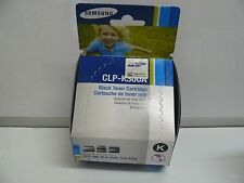 NEW SAMSUNG CLP-K300A BLACK TONER CARTRIDGE