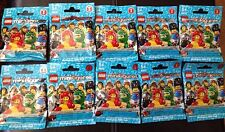 LEGO SERIES 5 8805 MINIFIGURES MINIFIG CMF LOT OF 10 NEW UNOPENED MYSTERY PACKS