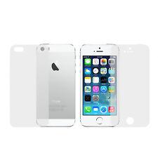 6X Schutzfolie Iphone 5 5s Clear Displayschutzfolie Folie Vorne Rückseite Hinten
