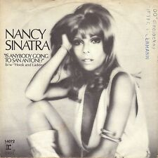 "7"" Nancy Sinatra – Hook And Ladder // Rare Germany 1971"