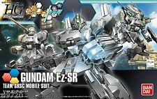 BANDAI HGBF 021 [GUNDAM Ez-SR] Model Kit 1/144