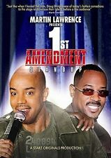 Martin Lawrence Presents First Amendment Stand-up - Season 1 (DVD, 2007,...