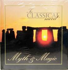 Brand New In Classical Mood: Myth & Magic #32 CD & Book Mozart, Bach, Stravinsky