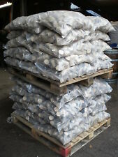 2 x Pallets of Hardwood Briquettes packed in Easy To Manage Handy Size Bags