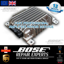 MAZDA MX5 BOSE AMPLIFIER REPAIR SERVICE  (2009 - 2014) NH61 66 920 NH60 66 920