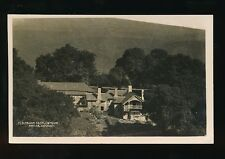 Somerset EXMOOR Cloutsham Farm c1920/40s? RP PPC by Vowles