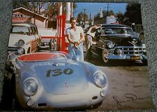 "Porsche - James Dean Color Poster,16""X20"""