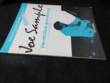 Joe Sample vol 2 Japan Piano Keyboard Score Song Book Crusaders Crossover Fusion