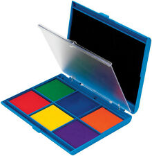 Learning Resources - Jumbo 7 Colour Stamp Ink Pad - LER4275