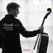 Cecile Licad, Alban Gerhardt, Casals Encores,
