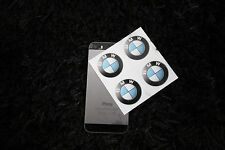 BMW Logo Vinyl Sticker Decal 4 Pieces (bumper, ps4, phone, xbox) FREE Shipping!!