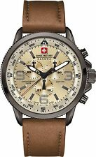 SWISS MILITARY HANOWA AVIO LINE ARROW CHRONO REF 6-4224.30.002