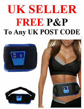 UNI-SEX ABS Gymnic Toning Belt Body Abdominal Muscle Exercise Weight Loss