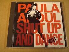 CD / PAULA ABDUL - SHUT UP AND DANCE (THE DANCE MIXES)
