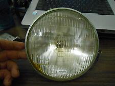 BLEMISHED NEW Sealed Beam Headlight Lens for Yamaha YDS3 YDS2 YM1 152-84120-60