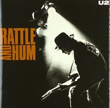 CD - U2 - Rattle And Hum - A3992