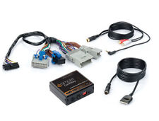 iSimple ISGM575 Gateway iPod/iPhone & Aux Audio Input Interface for GM vehicles