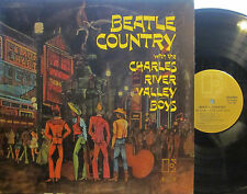 Charles River Valley Boys - Beatle Country (Elektra) 12 bluegrass Beatles' cuts!