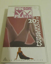 Windsor Pilates Total Body Sculpting VHS