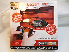 eso-9573 App Toyz App Copter Hubschrauber App-Steuerung sehr guter Zustand