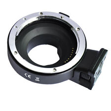 Electronic Auto Focus AF adapter for Canon EOS EF EF-S lens to M4/3 Olympus