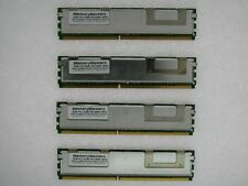 8GB (4X2GB) KIT DELL PRECISION WORKSTATION 690 T5400 T7400 RAM MEMORY FBDIMM