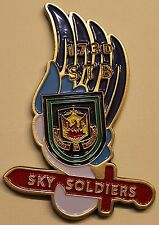 173d Airborne Bde Combat Team 173rd Special Troops BN Army Challenge Coin