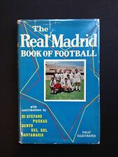 THE REAL MADRID BOOK OF FOOTBALL 1961 VERY RARE FOOTBALL BOOK
