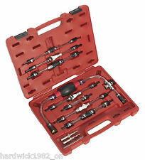 DECEMBER SALE!! Diesel Engine FUEL Primer Priming & Bleeding Tool Kit in Case