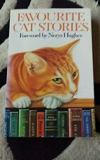 Favourite Cat Stories by Michael O'Mara Books Ltd (Paperback, 1996)