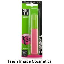 Maybelline Great Lash mascara Brunâtre/noir nouveau cardé grand format 12.5ml