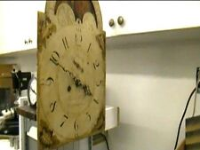 Clock Repair DVD Video - English 8 Day Grandfather Clocks