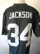 Bo Jackson unsigned custom stitched jersey Oakland Raiders football adult 2xl rr