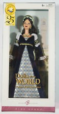 BARBIE PRINCESS OF THE RENAISSANCE  PINK LABEL DOLLS OF THE WORLD NEW