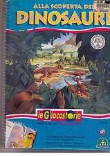 Le giocostorie. Alla scoperta dei dinosauri - Giochi Preziosi - Nuovo e Vintage!