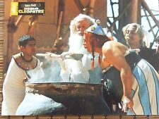 JAMEL DEBBOUZE PHOTO EXPLOITATION LOBBY CARD ASTERIX ET OBELIX mission cleopatre