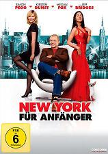 DVD * NEW YORK FÜR ANFÄNGER  -  Kirsten Dunst  # NEU OVP $