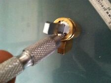 Locksmith Knob Retainer Tool