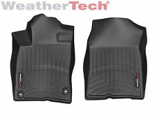 WeatherTech FloorLiner for Honda Civic Coupe - 2016-2017 - 1st Row - Black
