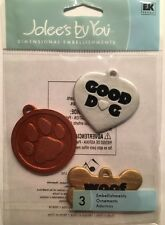 "Jolees By You ""Dog Tags"" Dimensional Embellishments  *New*"