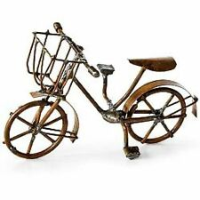 Metal Bike Bicycle Antiqued 83360 Miniature Garden Fairy Gnome Dollhouse